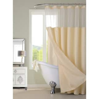 Buy Off White Shower Curtains Online At Overstock