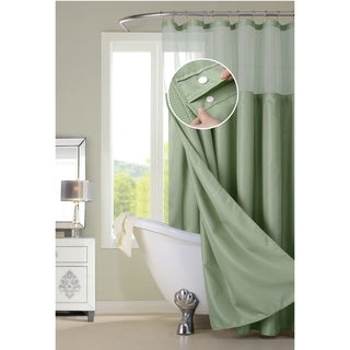Bamboo jazz curtain swinging river picture 967