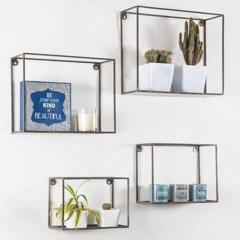 Vendome Wall Shelves
