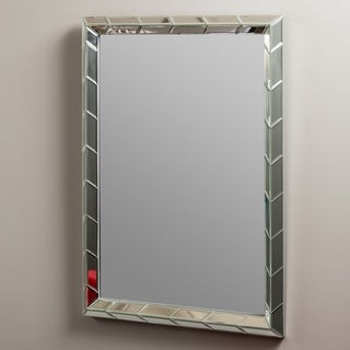 Ela Framless wall Mirror