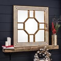 Alli Gold Wall Mirror