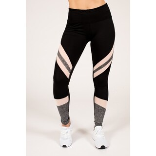 Active Space-Dye and Mesh Legging