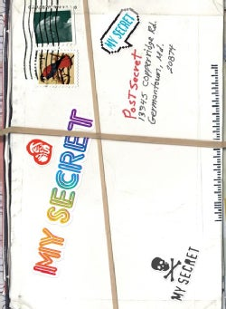 My Secret: A PostSecret Book (Hardcover)