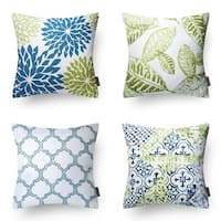 New Living Series Blue&Green Fresh Nature Cushion Cover