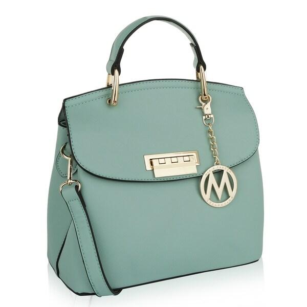 b50cd521e Shop MKF Collection by Mia K Farrow Liz Small Satchel/Crossbody Bag ...