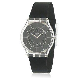Swatch BLACK CLASSINESS Ladies Watch