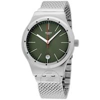 Swatch SISTEM KAKI Automatic Ladies Watch YIS407GB