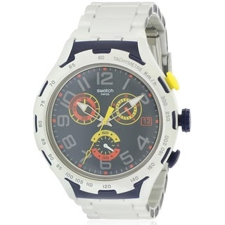 Swatch DARKONY Mens Watch YYS4006AG