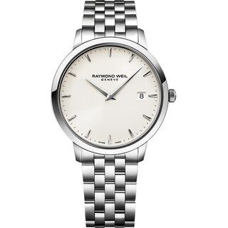 Raymond Weil Toccata Stainless Steel Mens Watch 5588-ST-40001