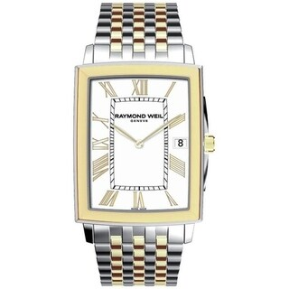Raymond Weil Tradition Two-Tone Mens Watch 5456-STP-00308