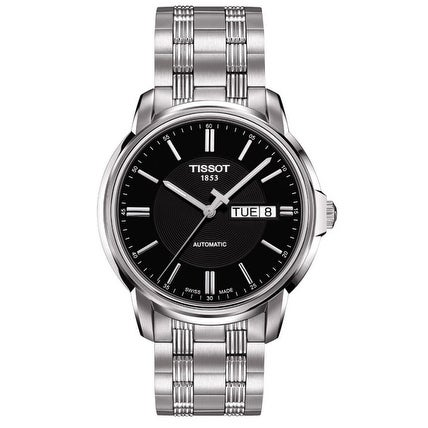 Tissot Automatic III Mens Watch T0654301105100, stainless...