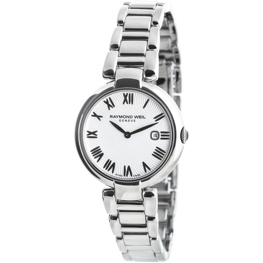 725bd1e6b710 Shop Raymond Weil Shine Stainless Steel Ladies Watch 1600-ST-00659 - Free  Shipping Today - Overstock - 20004483