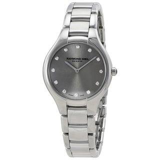 Raymond Weil Noemia Stainless Steel Ladies Watch