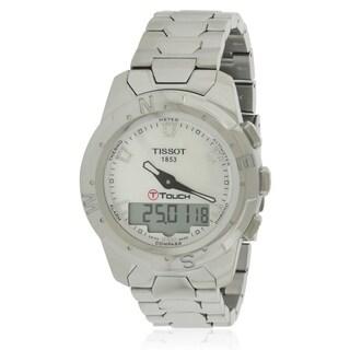 Tissot T-Touch II Analog Digital Mens Watch T0472204411600