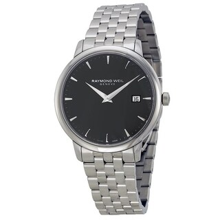Raymond Weil Toccata Stainless Steel Mens Watch 5488-ST-20001