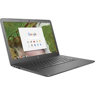 "HP Chromebook 14 G5 14"" LCD Chromebook - Intel Celeron N3350 Dual-cor"