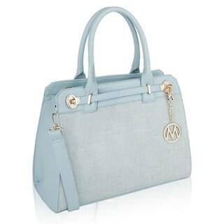 MKF Collection by Mia K Farrow Nina Fashion Satchel Bag (3 options available)