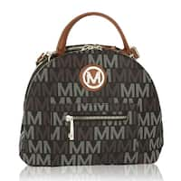 MKF Collection by Mia K Farrow Ariel 2 in 1 Shoulder Bag and Backpack
