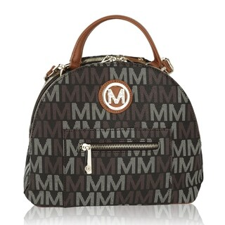 MKF Collection by Mia K Farrow Ariel 2 in 1 Shoulder Bag and Backpack (3 options available)