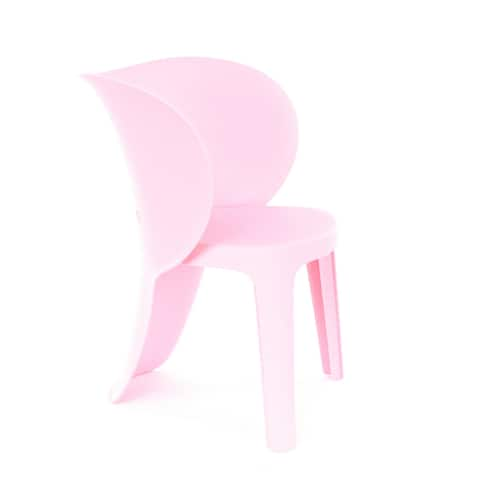 Baby Elephant Chair Pink (Set of 4)