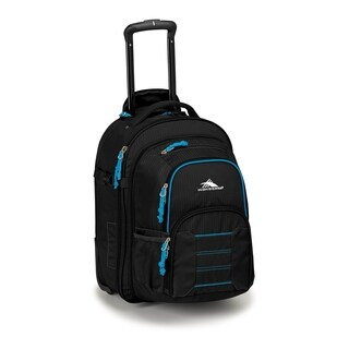 High Sierra Ultimate Access 2.5 Carry-on Rolling Backpack