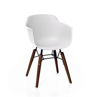 Grazia White Mid Century Children's Chair Original Design (Set of 4)