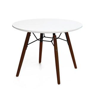Grazia White Mid Century Children's Table Original Design