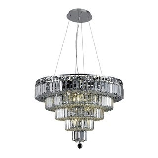 Maxime 14-Light 26 in. Chandelier (Available in Chrome and Gold)