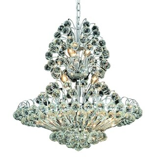 Sirius 14-Light 24 in. Chandelier (Available in Chrome and Gold) (More options available)