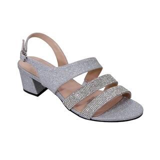 f17313361d8 Buy Silver Women s Heels Online at Overstock
