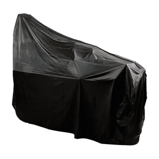 Char-Broil  Black  Smoker Cover  55 in. H x 57 in. W x 28 in. D