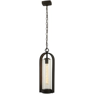 Kamstra 1-Light Oil Rubbed Bronze Chain Hung Lantern