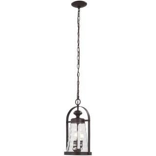 Sycamore Trail 3-Light Dorian Bronze Chain Hung Lantern