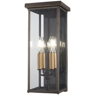 Marquee 6-Light Oil Rubbed Bronze Outdoor Wall Mount