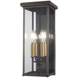 The Great Outdoors Lighting The great outdoors outdoor lighting for less overstock marquee 6 light oil rubbed bronze outdoor wall mount workwithnaturefo