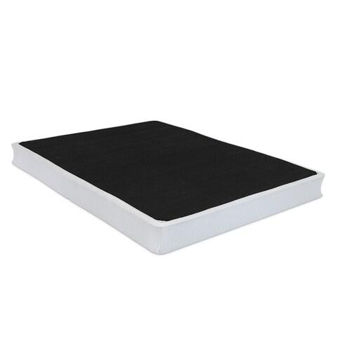 Kotter Home Fully Assembled Metal Platform Foundation Bed Frame