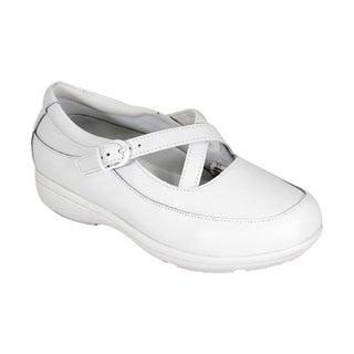24 HOUR COMFORT Susan Women Extra Wide Width Smart Casual Step In Shoe