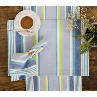 Awning Blue Placemat Set of 6