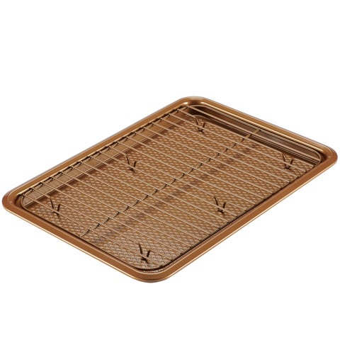 Ayesha Curry Bakeware Cookie Pan Set, 2-Piece