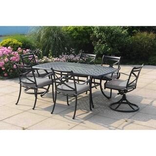 Edingbrough 7 Piece Outdoor Dining set
