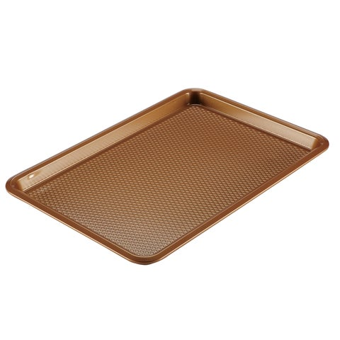 Ayesha Curry Bakeware Nonstick Cookie Pan, 11-Inch x 17-Inch