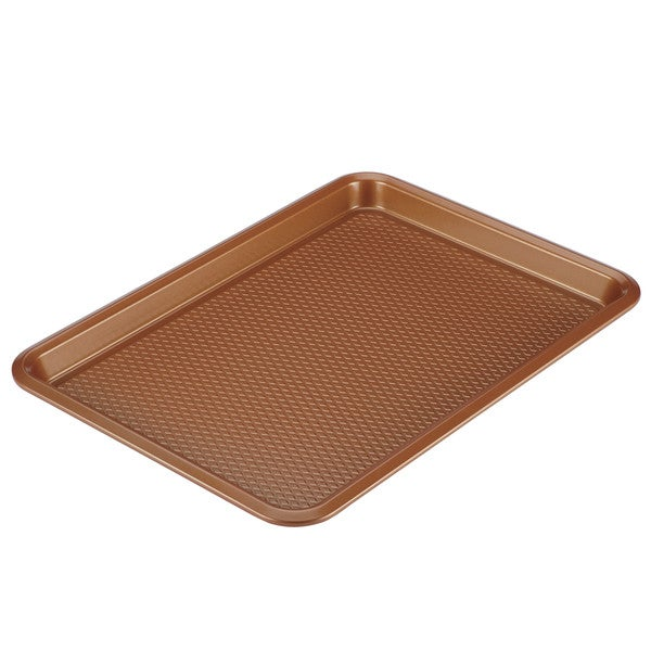 Ayesha Curry Bakeware Nonstick Cookie Pan, 10-Inch x 15-Inch. Opens flyout.