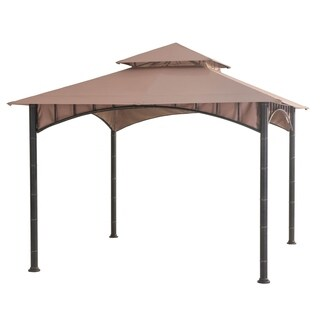 Sunjoy 10'x10' Summer breeze soft top gazebo