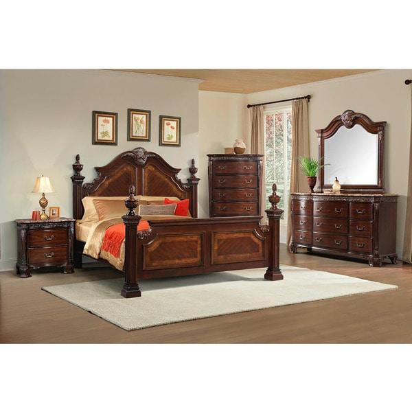 Shop Cambridge Lakeside 5 Piece Queen Size Bedroom Suite