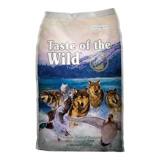 Taste of the Wild Wetlands Medium Adult Dog Food Duck 15 lb.