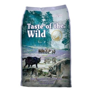 Taste of the Wild Sierra Mountain Medium Adult Dog Food Lamb 30 lb.