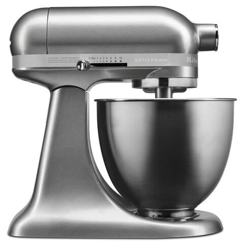 KitchenAid KSM3311X Artisan Mini 3.5 Quart Stand Mixer