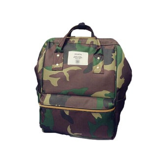 Unisex Backpack - 7 Colors Available (Option: Camo)