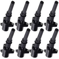 Ignition coil spark plug for Ford Lincoln Mercury dg508 dg457 coP9 sp479 -8 pack