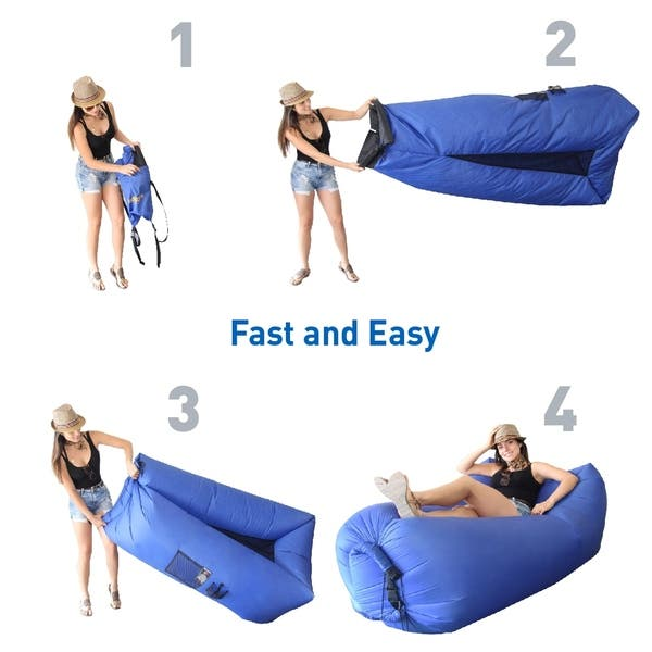 Image result for inflatable Lounger